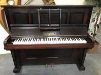 Heywood & sons of London upright piano - CAN DELIVER