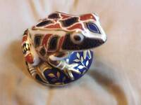 Royal Derby paperweights