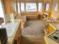 Cheap static caravan for sale Steeple bay Essex site fees £999