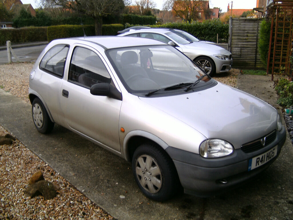 vauxhall corsa 1998 1 0 litre spares repairs in snettisham norfolk gumtree. Black Bedroom Furniture Sets. Home Design Ideas