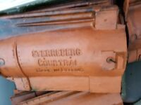 Sterreberg Courtrai Clay Reclaimed Roof Tile