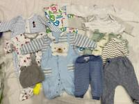 baby clothes bundle 13items, 3-6months, boy and unisex