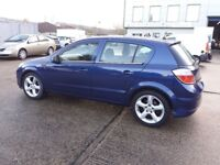 Automatic Vauxhall astra drive superb