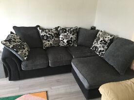 Beautiful Wyvern Corner Sofa