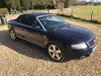 2005 Audi A4 2.5 V6 TDI SLINE - 6 speed - Full Service History - Cambelt done - 3 months warranty