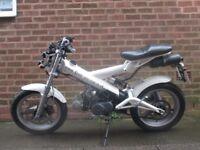 sachs madass 125 great little bike fast