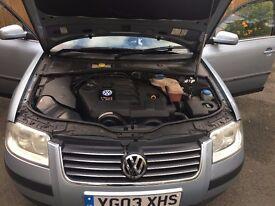 VW Passat 1.9 S TDI PD