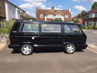 VW T25/T3 Campervan - New Engine 2 years ago