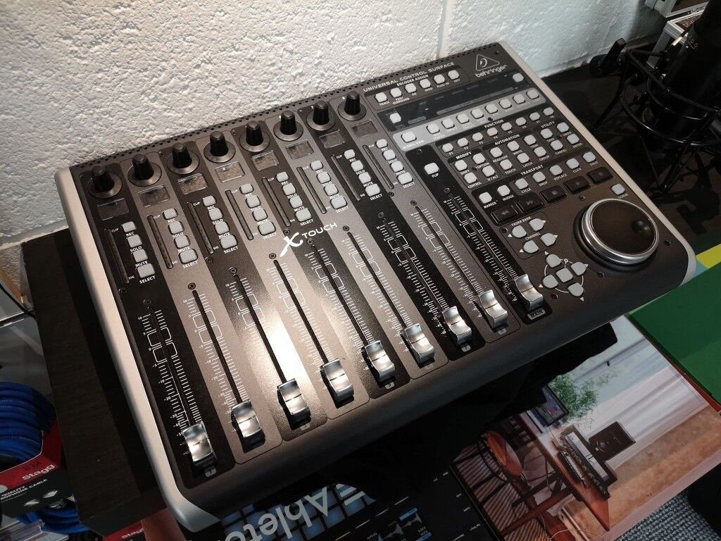 Behringer X-TOUCH Universal DAW Control Surface | in Dundonald, Belfast |  Gumtree