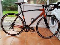 New Road Bike