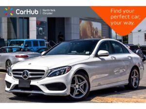 2015 Mercedes-Benz C-Class C 400 4Matic|MultimediaPkg|PanoSunroo