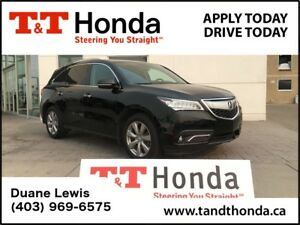 2016 Acura MDX Elite Pckg* Navi, Heated Seats, Leather *