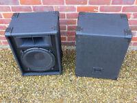 PA Speakers - Stagg - Full Working Order (guitar, amplifier, keyboard)