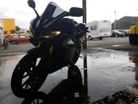2017 Yamaha YZF R125 ABS