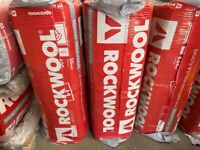 Rockwool sound insulation 2for £40