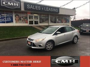 2014 Ford Focus SE HTD-SEATS BT AUTO *CERTIFIED*