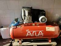 Air compressor 200lt tank just over a year old