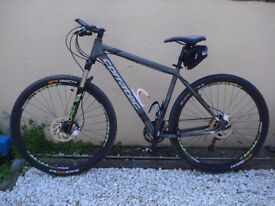 Corratec Hardtail Mountain Bike - 29er - Top Spec. As New condition - Save 50%
