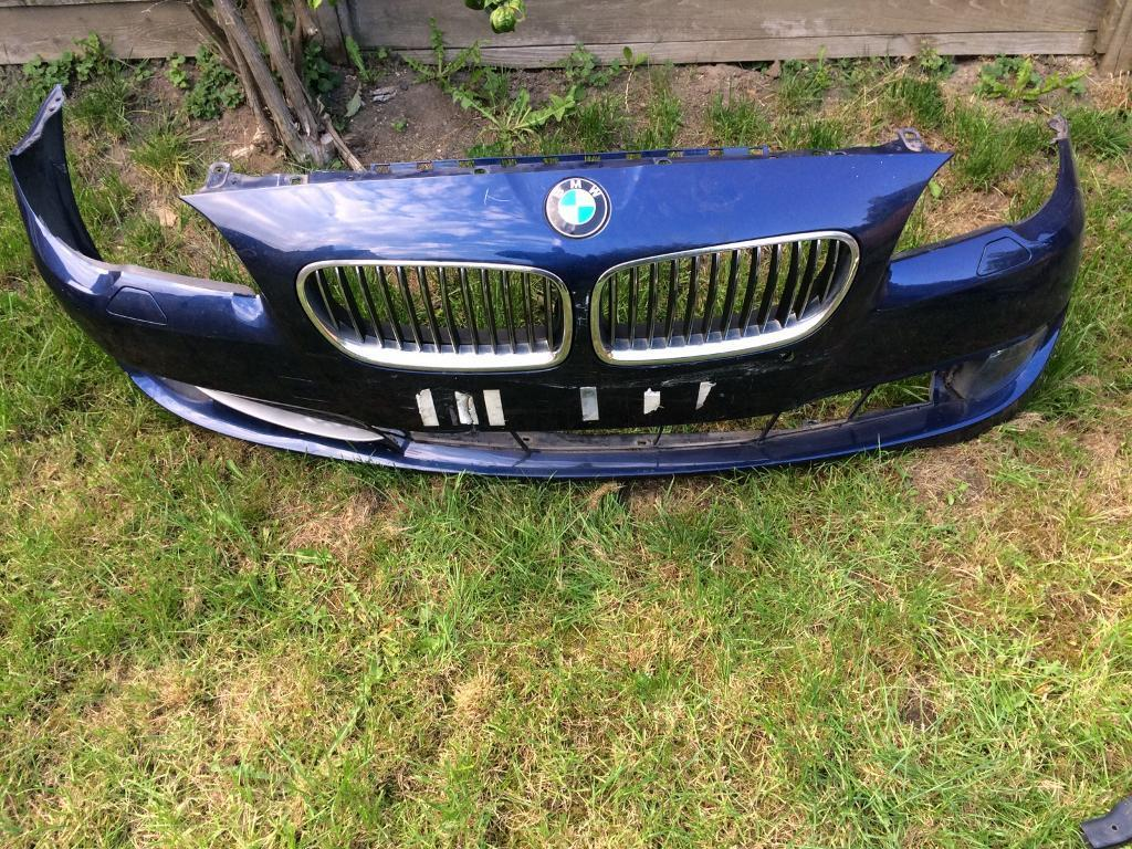 BMW 5 SERIES FRONT BUMPER 2012