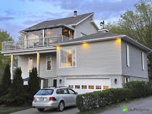 465 000$ - Maison 2 étages à vendre à St-Nicolas
