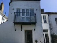 Lovely iron balcony and railings for sale **REDUCED FOR QUICK SALE**