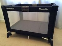 **Petite Star travel cot in great condition **