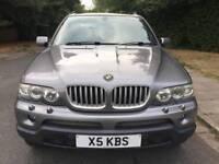 2003 BMW X5 4.4 V8 SPORT AUTO BRC LPG CONVERSION