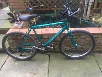 Raleigh Max Mountain Bike with new tyres!
