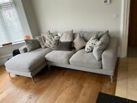 3 seater Sofa - LIKE NEW