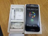 Samsung Galaxy S6 - 32GB - BLACK (Unlocked) Smartphone