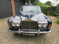 Rolls Royce Silver Shadow One