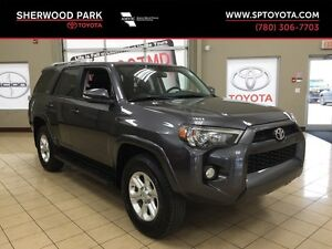 2016 Toyota 4Runner Leather-Navigation-Reverse Camera!