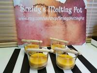 Candles and wax melts