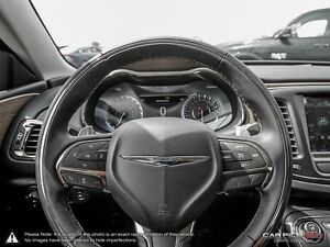 2016 Chrysler 200 | C | X COMPANY DEMO | LEATHER | 8.4 TOUCHSCRE Cambridge Kitchener Area image 14