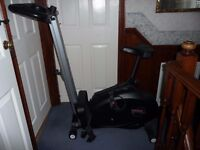 YORK CYCLE ROWER EXERCISE MACHINE