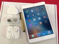 Apple iPad Mini 16GB, WiFi, White, +WARRANTY, NO OFFERS