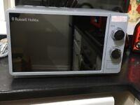 Microwave 700watt silver