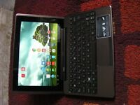 Tablet/Keyboard Hybrid - ASUS TF101 Android Transformer, 10.1 inch screen