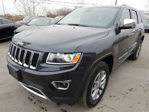 2016 Jeep Grand Cherokee Limited 4X4 FULL LOAD