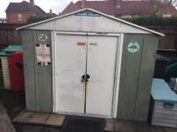 Metal shed wanted !!