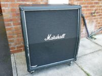 MARSHALL MODE FOUR MF400A 4X12 ANGLED SPEAKER CAB 400W
