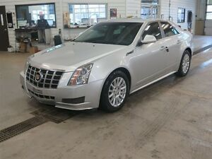 2012 Cadillac CTS CUIR AWD