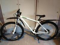 Genesis Mantle 20 Mountain Bike - Cost £1000 New