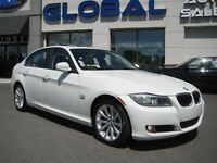 2011 BMW 328 i xDrive ALPINE WHITE ONE OWNER MANUAL 6 SPD.
