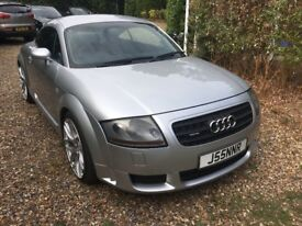 Audi TT 3.2 Coupe - 102000 Miles - Audi Service History - Private Plate Included - MOT Jan 19