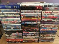 95 assorted DVD's and box sets in original packaging, some unopened