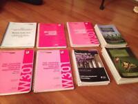 W301 law books