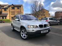 BMW X5 3.0 D SPORT 5d AUTOMATIC FULL LEATHER INTERIOR SATELLITE NAVIGATION XENON HPI CLEAR