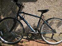 dawes discovery hybrid bike mens(2016)