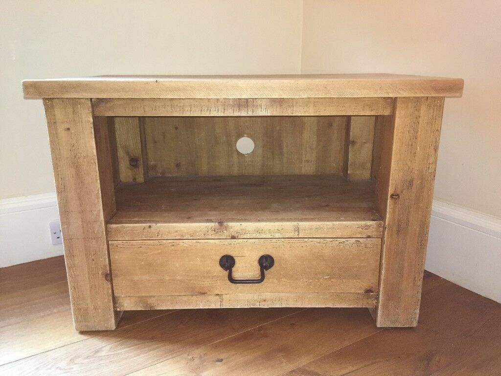 Antique Pine TV Cabinet - Antique Pine TV Cabinet In Trinity, Edinburgh Gumtree